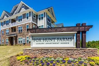 Community Signage, Fox Hunt Farms, 0