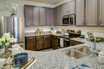 Kitchen, Allure Apollo Apartments, 0