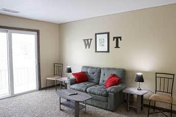 Living Room, Wyndsor Terrace Apartments, 0