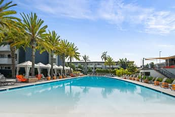 Pool, Eight 80 Newport Beach, 0
