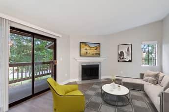 Living Room, Surprise Lake Village, 0