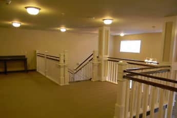Clubhouse, Arbor Hill Senior Apartments, 2