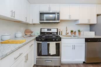 Kitchen, Strafford Station Apartment Homes, 0