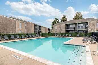 Pool, Sage Hollow Apartments, 0