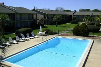 Pool, Falcon House Villager Apartments, 1
