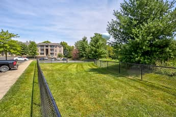 Recreation Area, Georgetown Oaks Apartments, 1