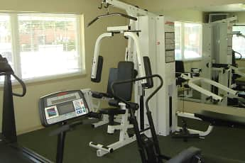 Fitness Weight Room, Plantation West, 2