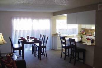 Dining Room, Amberwood Villas, 1