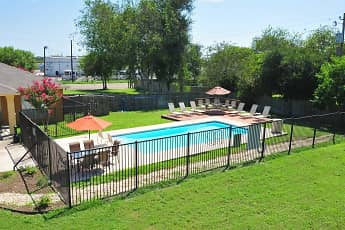 Pool, Beeville Station, 0
