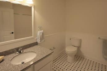Bathroom, Mill Road Apartments, 2