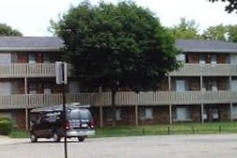 Building, Surrey Drive Apartments, 0
