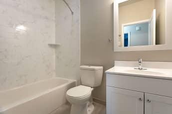 Bathroom, Radnor Preserve, 2
