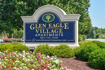 Community Signage, Glen Eagle Village, 0