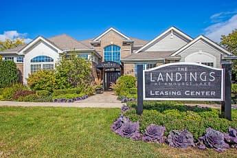 Community Signage, The Landings at Amhurst Lake, 0