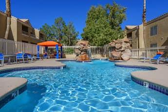 Pool, Flamingo Chateau, 0