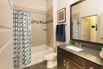 Bathroom, City House Apartments, 2