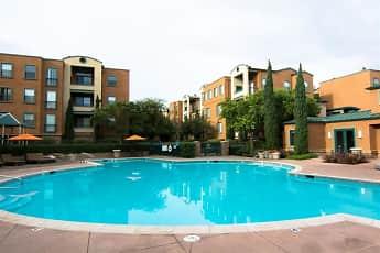 Pool, Bridgepointe Apartments, 2