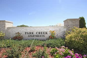 Community Signage, Park Creek Apartments, 2