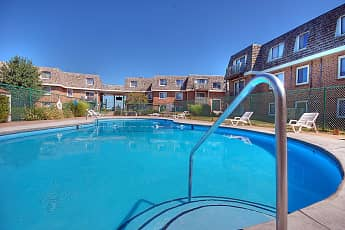 Pool, Superior Place Apartments, 0