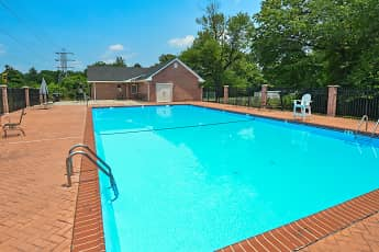 Pool, Brandywine Apartments, 0
