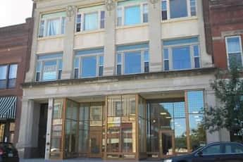 Building, Widlund Building, 0