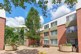 Building, Silver Pond Apartments, 1
