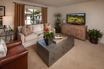 Living Room, Rancho Tierra, 0