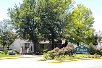 Community Signage, Pinegate, 0