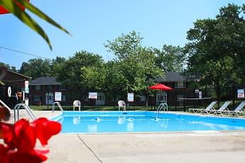 Pool, Sharondale Woods, 1