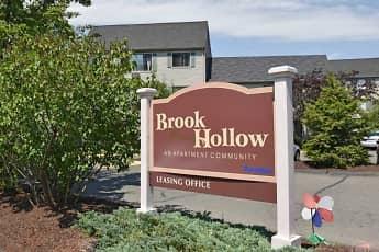 Community Signage, Brook Hollow Apartments, 0