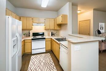 Kitchen, Natomas Park, 0