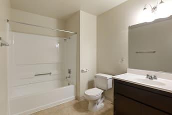 Bathroom, Pine Ridge, 2