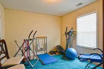 Bedroom, Rim Creek Apartments, 2