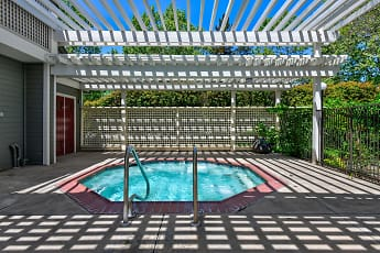 Pool, The Villages Apartment Homes, 2