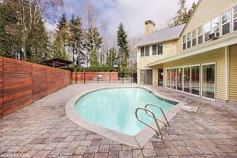 Pool, Maple Glen Apartments, 1