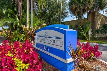 Community Signage, Sarasota South, 2
