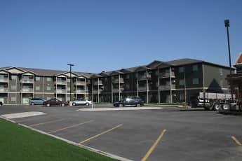 Building, Depot Apartments, 0