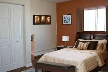 Bedroom, Parker Hill, 0