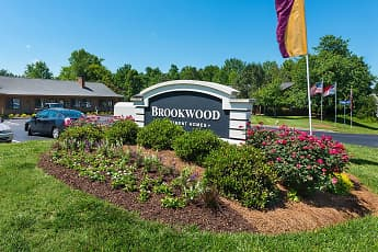 Community Signage, Brookwood Apartments, 0