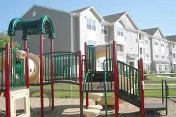 Playground, Royal Crescent, 1
