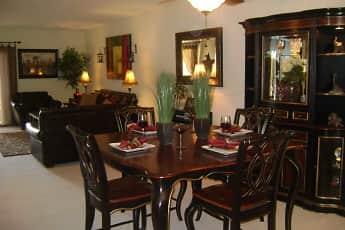 Dining Room, Colonial Estates, 0