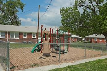 Playground, Pinecrest Village, 2