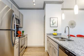Kitchen, Meridian at View High, 0
