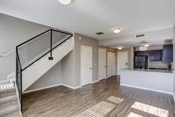 Living Room, Eastown Flats, 0