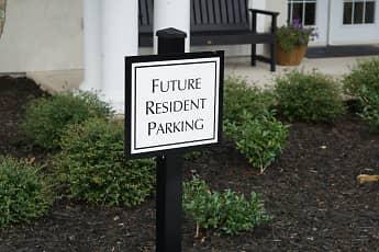 Community Signage, Palm Club, 2