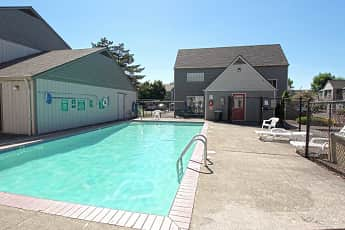 Pool, Brookhollow Apartments, 0