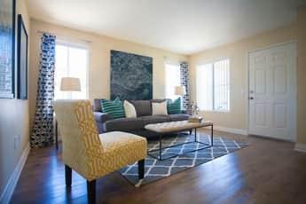 Living Room, Villagio Apartment Homes, 1