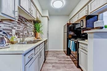 Kitchen, Candleridge Park, 0