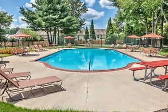 Pool, Cedar Brook, 1