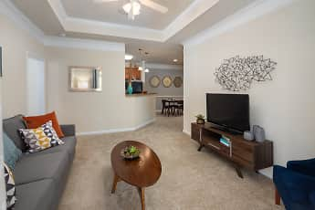 Living Room, Abberly Chase, 1